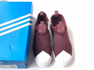 hot sale online a7165 9144f รองเท้า Adidas Model. B37371 สีแดงเลือดหมู